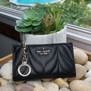 NEW! Kate Spade Briar Lane Quilted Mikey in Black